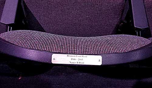 adopt a seat